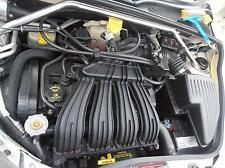 CHRYSLER PT CRUISER GEARBOX MANUAL, 2.4, 6T TYPE, (10th letter of vin is 1),