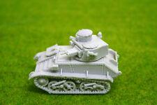 1/56 scale – 28mm WW2 VICKERS LIGHT TANK Vb 28mm Blitzkrieg miniatures