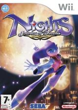 Nintendo Wii: Nights Journey of Dreams