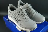 ASICS GEL LYTE III DARK GREY SHOES TRAINERS SIZE UK 9 EU 43 OG DS VTG BNIB NEW