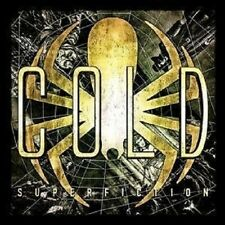 "COLD ""SUPERFICTION"" CD NEUWARE"