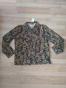 NEU Nudie Jeans,  Hemd, Jacke, Jacket Shirt Colin Camoflage Multi  M