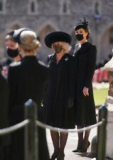 Kate Middleton & Camilla Parker-Bowles Size 5x7 Gloss Colour Photograph (D14)
