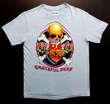 35c8b99aba862d Grateful Dead Shirt T Shirt Vintage 1983 Rick Griffin Skull Crossbones 1980  GDP