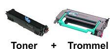 Toner & Trommel für OKI B4520 B4525 B4540 B4545 MFP - 09004170 + 09004168 DRUM