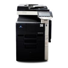 Konica Minolta Bizhub 222 Mono A3 Laser Multifunction Printer Copier Scan 22 Ppm