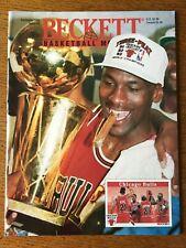 🏀 Lot of (12) Beckett Basketball Magazines 🏀(Jordan, Shaq, Dream Team, etc.)
