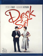 Desk Set 0024543920069 With Spencer Tracy Blu-ray Region a