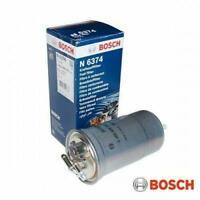 Genuine BOSCH 0450906374 Fuel Filter - N6374 - Audi Seat Skoda VW Fiat - Diesel