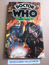 Doctor Who and The Mutants - Vintage Target Paperback (1982)