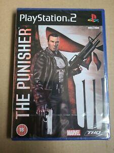 The Punisher (Playstation 2, 2004) new sealed