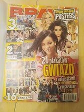 Bravo Poster Britney Speaes Rihanna Avril Lavigne Tokio Hotel Zac Efron Leto Jar