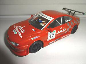 Spirit Scalextric Peugeot 406 BTCC George Touring Car Slot Car - 1/32 Scale NEW