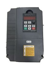 Huan Yang 220v 75kw Variable Frequency Drive Inverter 10hp 30a Vfd Cnc
