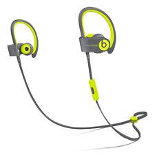 Beats by Dr. Dre Powerbeats2 Wireless Ear-hook Wireless Headphones - Shock Yellow