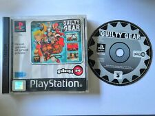Guilty Gear Jeu Sony PlayStation one 1 Ps1 Play It Pal fr