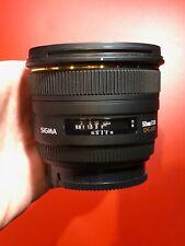 SIGMA EX 50mm F1.4 HSM EX DG pour Sony A mount et Minolta AF - Very Nice Bokeh