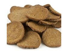 Seasoned Rye Bagel Chips Bulk Snack Food - One Pound