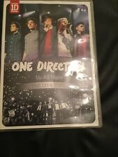 DVD ONE DIRECTION UP ALL NIGHT THE LIVE TOUR