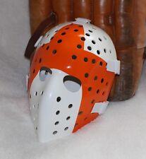 Vintage Style Flyers Themed Custom Fiberglass NHL Hockey Goalie Mask Helmet (tk)