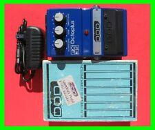 1987 DOD FX35 Octoplus Octave Effects PedalOriginal Retail Box AC Adapter *New*
