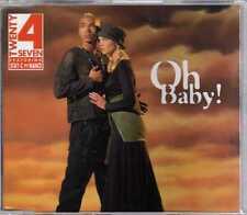 Twenty 4 Seven - Oh Baby! - CDM - 1994 - Eurodance 3TR Stay-C Nance