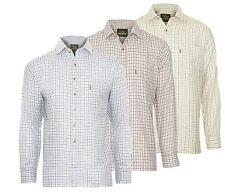 Men's Loose Fit Regular Collar Casual Shirts & Tops
