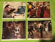 "1974~ Gene Hackman ~ ""The Conversation� ~ Paramount Corp. ~ Lot of 4 Photos"