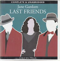 Jane Gardam Last Friends 6CD Audio Book Unabridged Old Filth 3 Crime Thriller