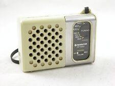 Radio Sanyo RP1250 AM fully working
