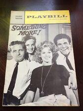 Playbill - Shubert Theater - Something More!- September 1964 Vol. 1 # 9