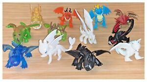 DREAM WORKS HOW TO TRAIN YOUR DRAGON BLIND BAG MINI FIGURE **YOU CHOOSE**