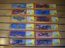 "Alianti ""flying gliders"" aerei,  soldatini mezzi militari"