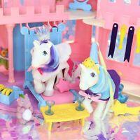 Vintage My Little Pony DREAM CASTLE MAJESTY SPIKE Royal Pony Wear G1 MLP L812