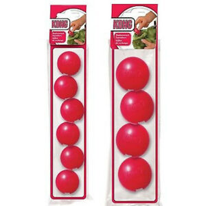 KONG Replacement Squeakers Refill for Dr. Noyz Dog Squeaky Noys Toy