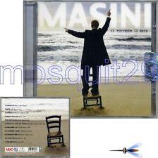 """MARCO MASINI """"CI VORREBBE IL MARE"""" RARO CD 2006 FUORI CATALOGO - SIGILLATO"""