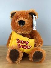 NWT Teddy Bear Sugar Babies Mini Pillow replica Plush Toy Good Stuff