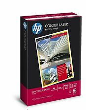 HP Color Laser Paper - Plain paper - A4 (210 x 297 mm) - 100 g/m2 - 500 sheet...