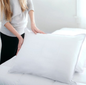 Down Lite Primaloft Pillow - Customer Return Clearance