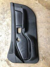 1996-2003 Bmw Z3 Door Panel Passenger Side Black