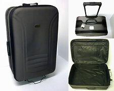 Trolley Koffer Set  Schwarz Grau Trolley  Reisekoffer set 3 er Set  NEU MC30007