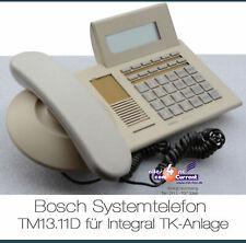 SYSTEMTELEFON TELEFON BOSCH TM13.11D TM 13.11 D TENOVIS FÜR INTEGRAL 33 55