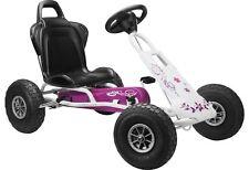 Ferbedo Pink Air Runner Ar-1 Go Kart - Purple/White.