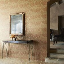 ZOFFANY TESPI COLLECTION TADEMA WALLPAPER 311234 COLOUR TERRACOTTA