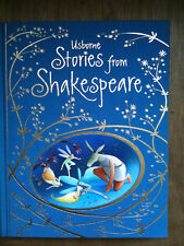 Stories from Shakespeare by Anna Claybourne (Hardback, 2007) Literacy KS2