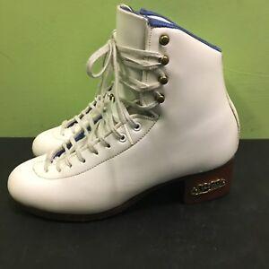 SP Teri Zero Gravity Ice Skates Boots Size 5.5 AA-AB
