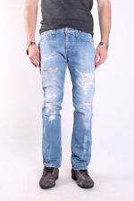 REPLAY M983V 118 D01 009 Waitom, Herren Jeans, Hose, Denim, Blau, Trousers