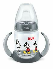 NUK Disney Mickey Mouse First Choice 10215269 Learn-to-Drink Bottle BPA-Free fro