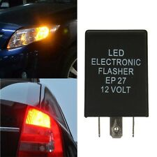 5 PIN EP27 LED Electronic Flasher Relay Turn Signal Decoder Load Equalizer US
