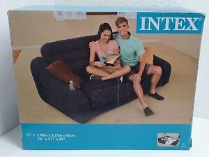 Couch Sofa Bett | Aufblasbar Ausziehbar | Ersatz Besuch Notfall | NEU & OVP